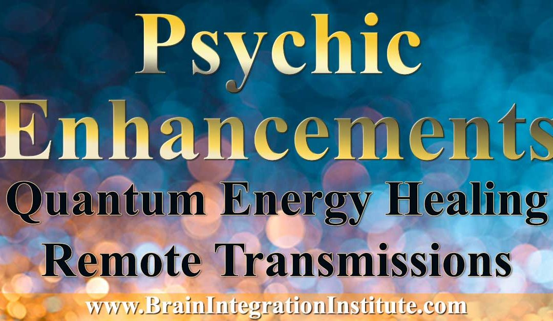 Psychic Enhancements: Improve Your Psychic Abilities in 12-weeks!